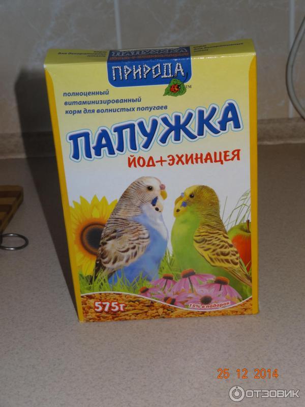 Как сделать корм для попугаев своими руками 3
