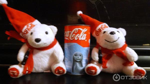 Кока кола новый год с призами