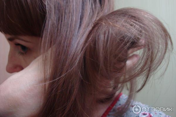 Эстель 8.71 фото на волосах
