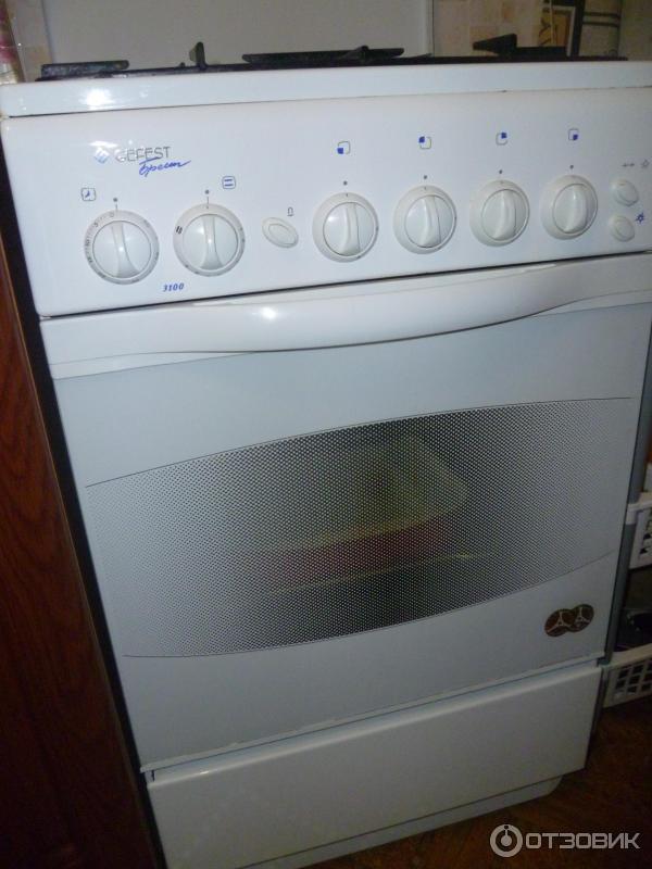 Брест газовая плита инструкция