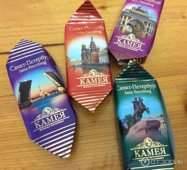 Камея, ЗАО Кондитерская фабрика — Candynet ru