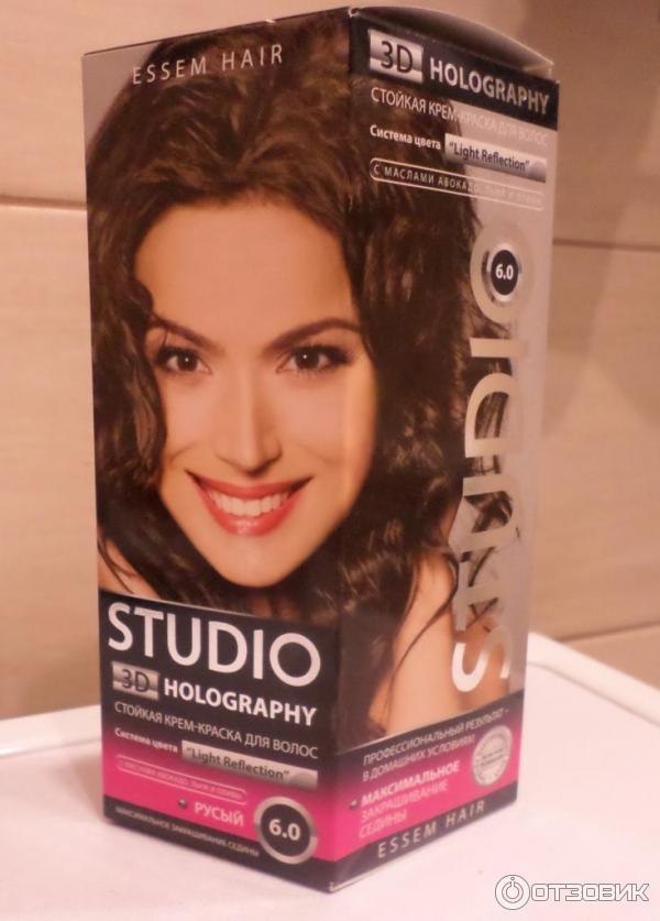 Studio краска для волос