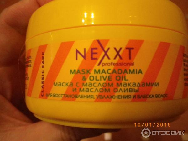 Nexxt маска для волос отзывы