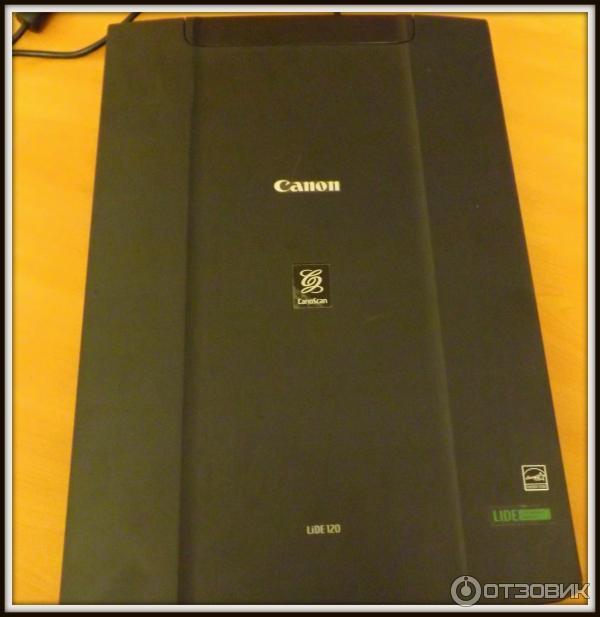 инструкция сканера canon lide 120