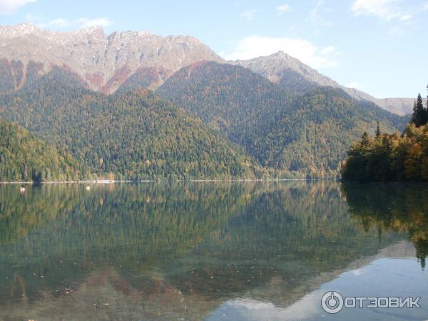 Абхазия в октябре - Погода в Абхазии в октябре в Гаграх
