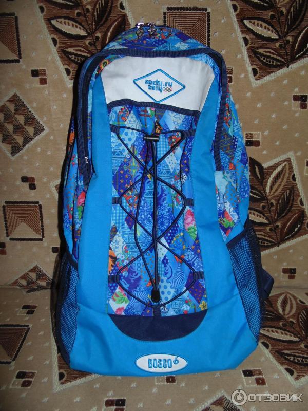Рюкзак боско синий клетчатый купить детский рюкзак игрушку в интернет магазине