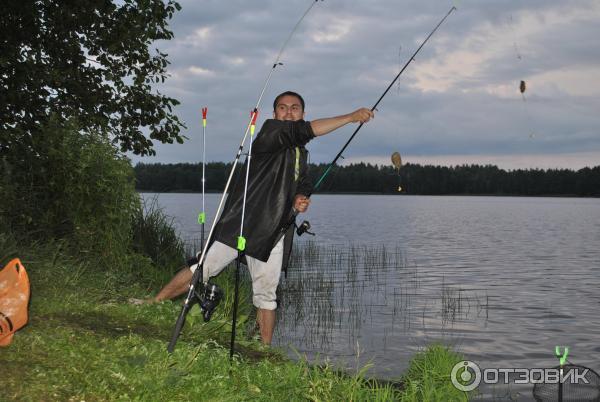 отдых и рыбалка на озеро в белоруссии белое