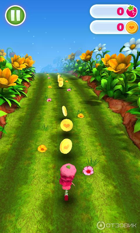 Бесплатные Игры Шарлотта Земляничка