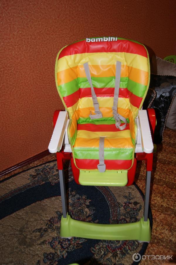 Со скольки месяцев можно сажать девочек в стульчик для кормления 20