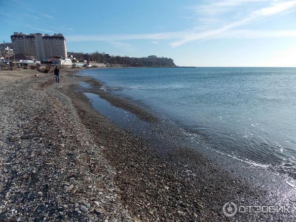 Джубга море пляж фото
