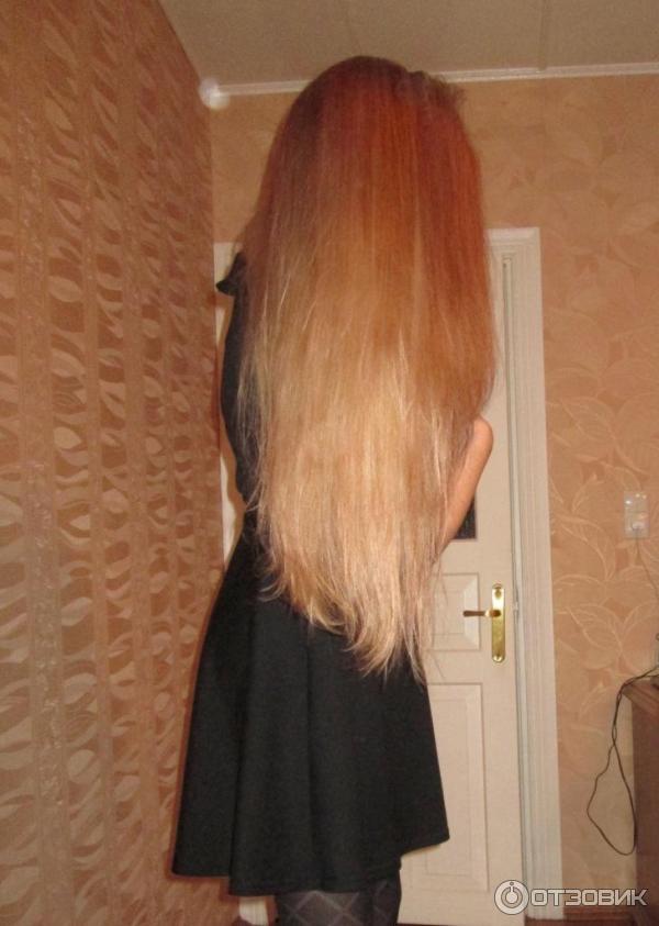 Волосы рассыпчатые