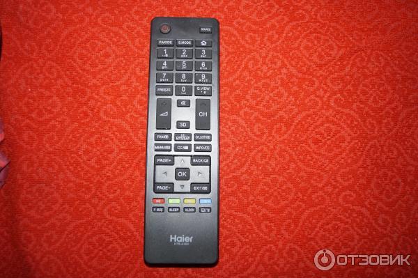Haier 40 Inch Tv Manuals