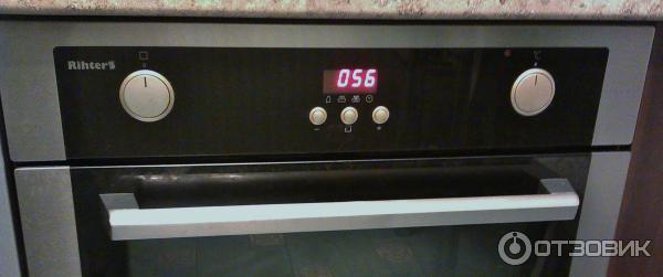 духовой шкаф рихтер инструкция - фото 5