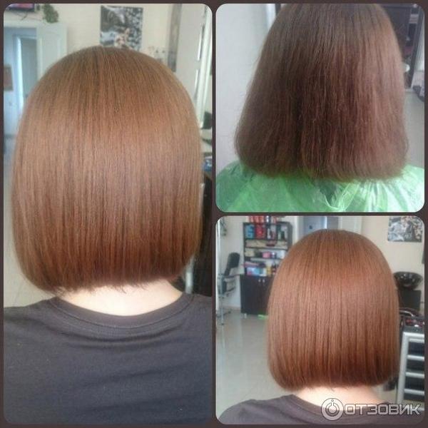 Cocochoco выпрямление волос отзывы