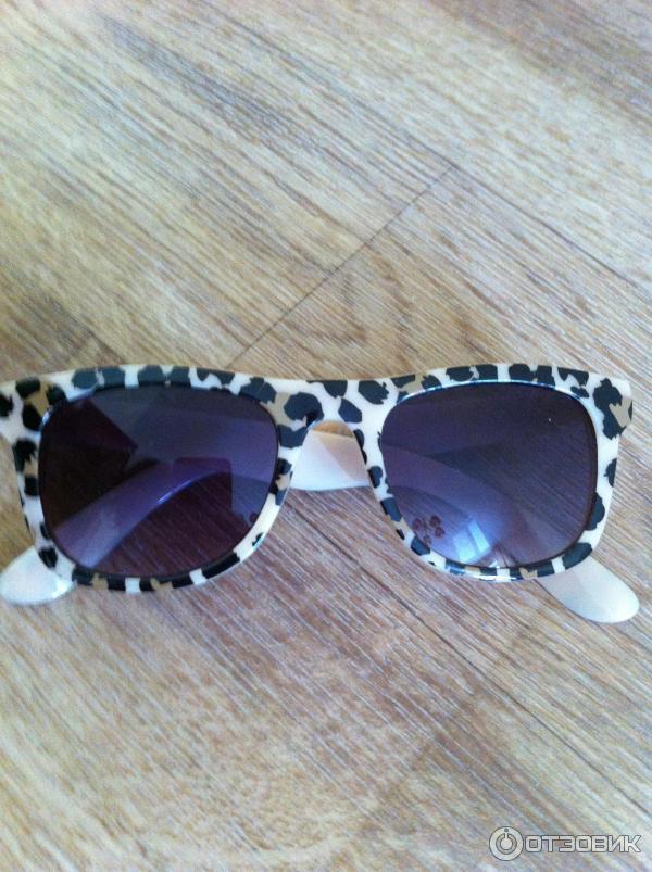 Отзыв о Солнцезащитные очки H M  8d7498d6a6ba3