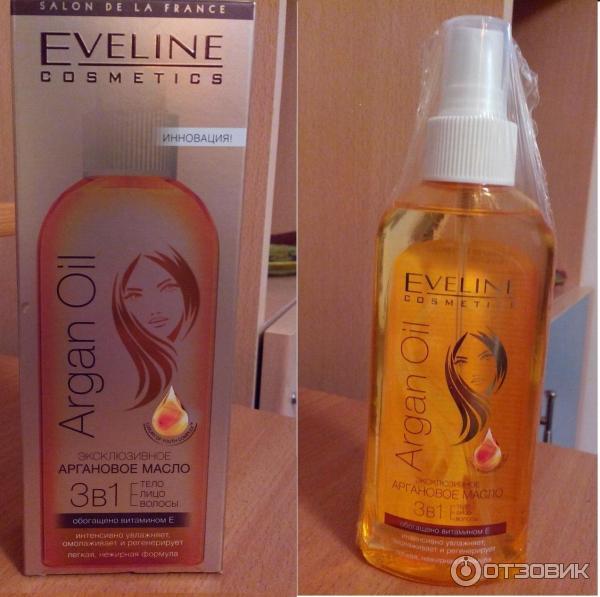 Масло eveline для волос