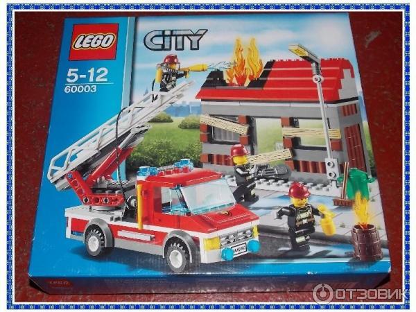Инструкция по Сборке Лего