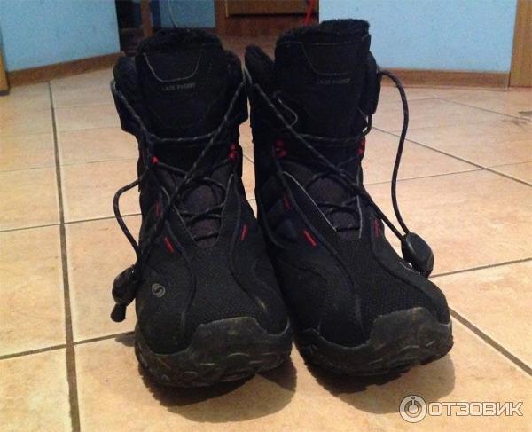 Отзыв о Ботинки зимние Salomon B52 TS GTX W  5c06a91fd57a4