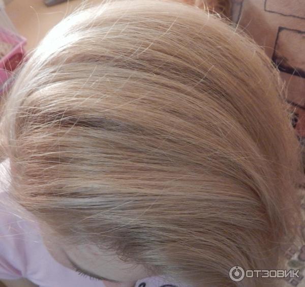 Как разводить краску для волос keen