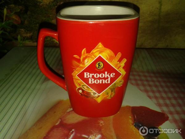 Чай brooke bond кружка в подарок 29