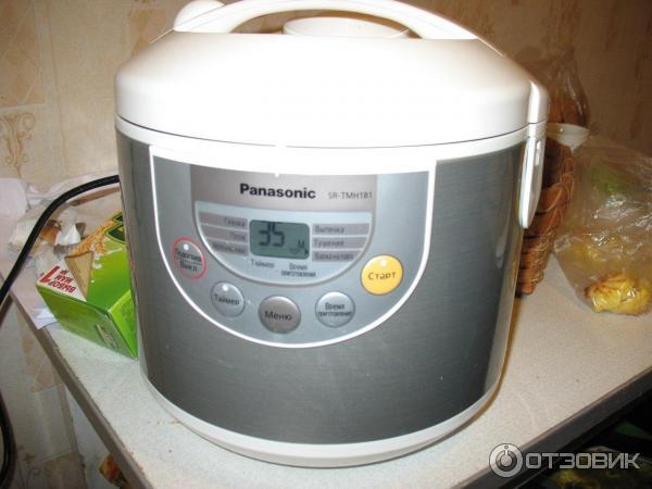 Картофель в мультиварке панасоник рецепты с пошагово