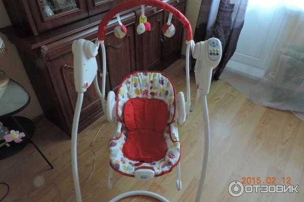 Электрокачели для новорожденных ремонт своими руками