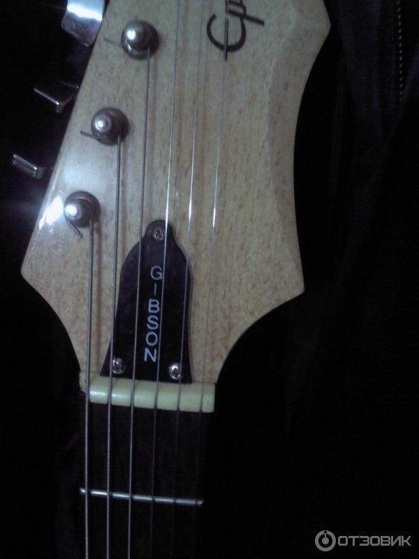 какой номер струн ставят на электрогитары конторы dean
