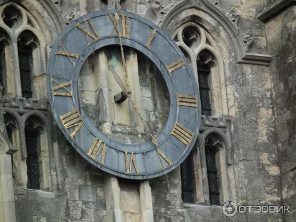 Кентерберийский собор (Великобритания, Кентербери) фото