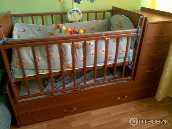 инструкция по сборке кроватки скв 5 - фото 9