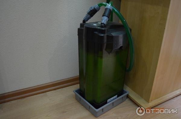 Внешний фильтр для аквариума 120 литров своими руками