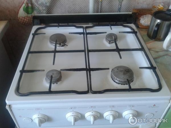 Отзыв о газовая плита дарина 1401-00 | дешевая дарина, но даром не.