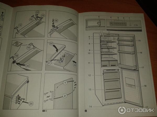 Холодильник Восн Инструкция - фото 6