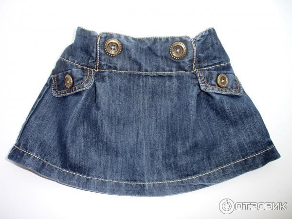 Некст юбка джинсовая