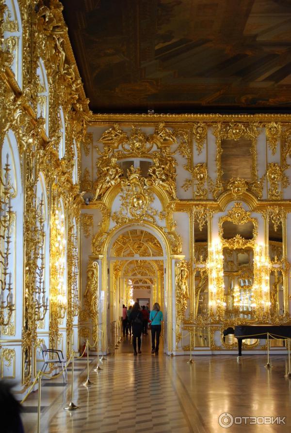 Екатерининский дворец экскурсия