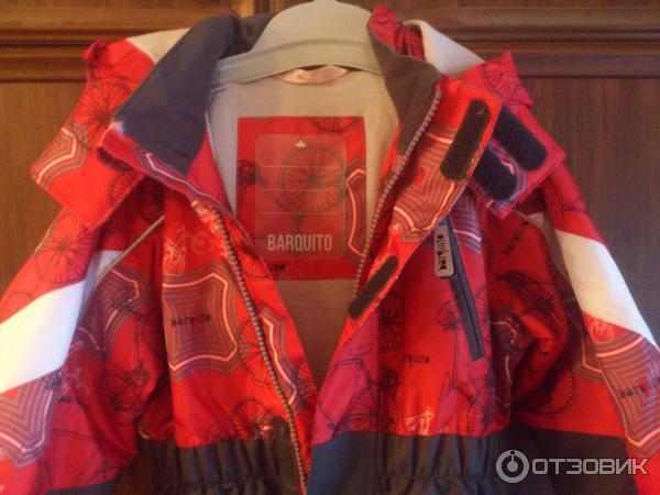 Одежда Barquito
