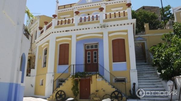Недорогое жилье в остров Сими