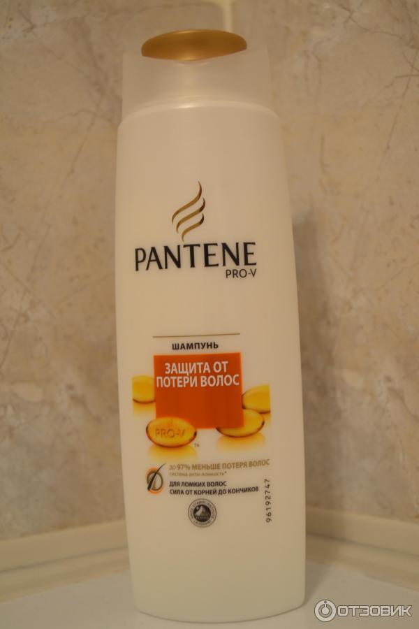 Шампунь защита от выпадения волос