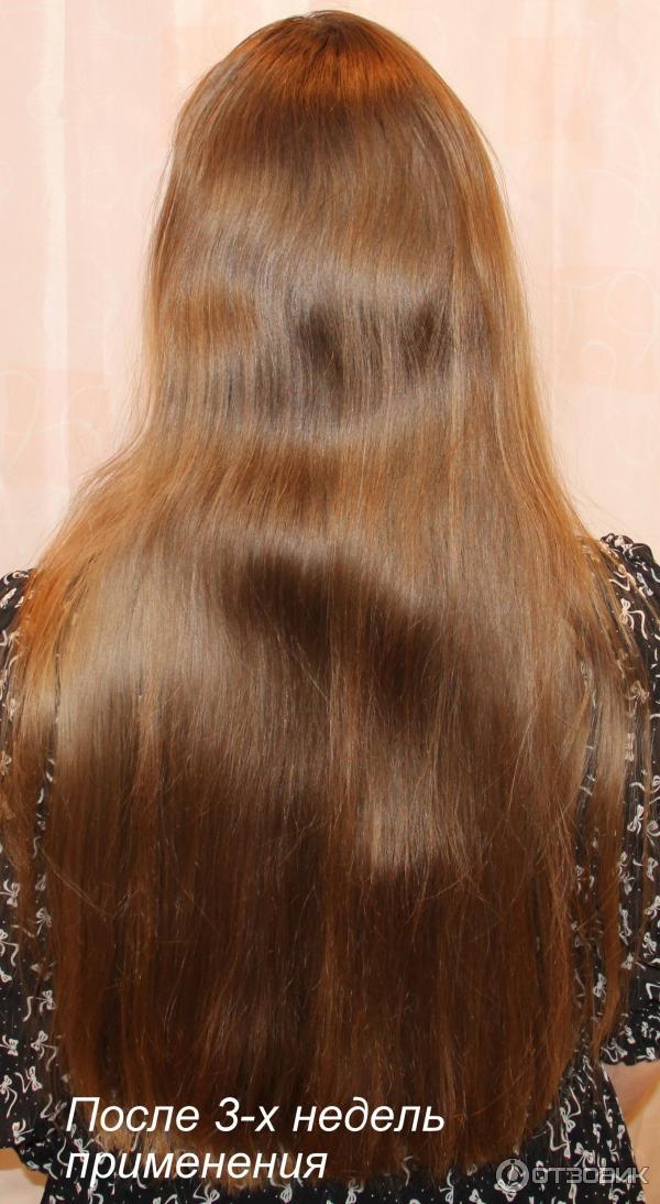 Заломы на волосах