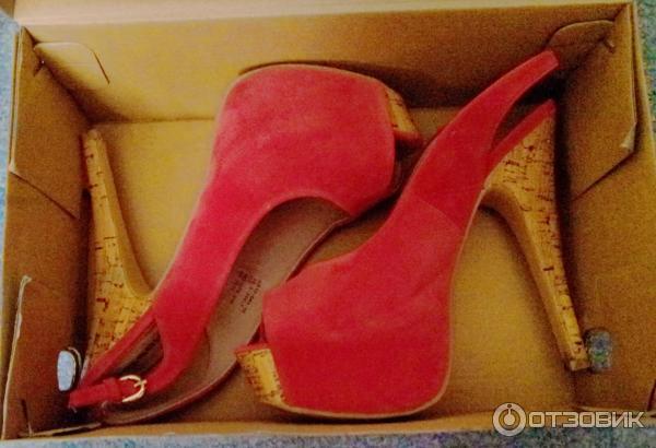 Отзыв о Туфли женские Ronzo | Дешево и сердито