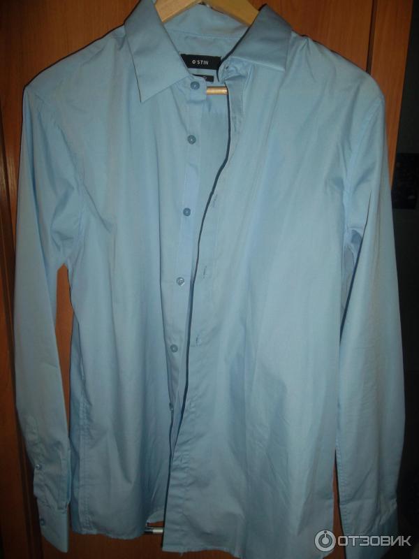 4ea86e0c2433299 Отзыв о Рубашка мужская Ostin   Рубашки на любой вкус и цвет
