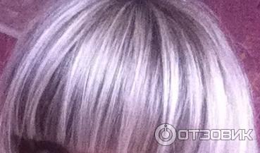 Ollin шампунь для седых и осветленных волос