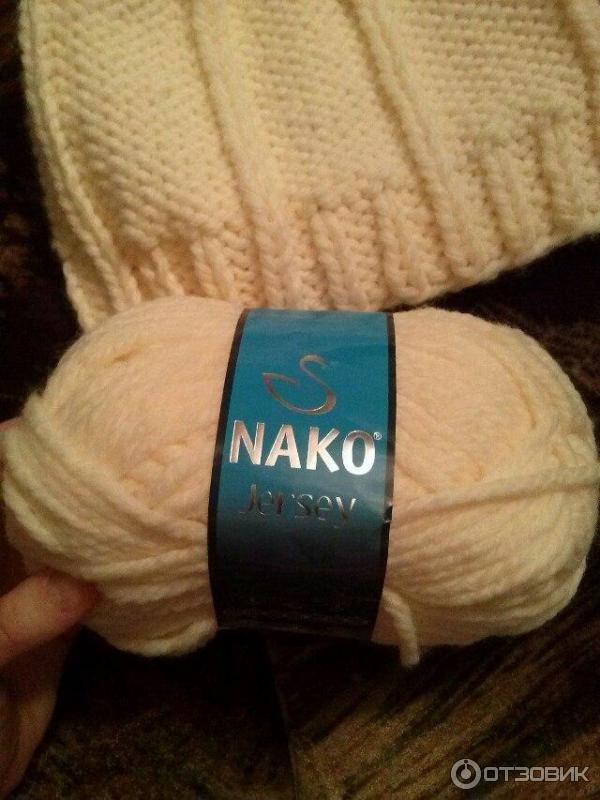 Пряжа nako jersey купить
