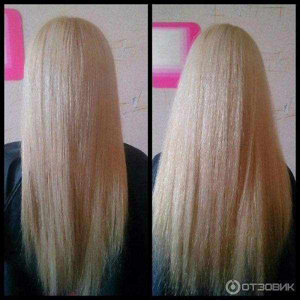 Можно ли окрашивать волосы после кератинового выпрямления