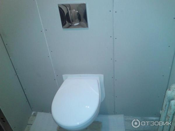 Унитаз подвесной Cersanit Delfi фото