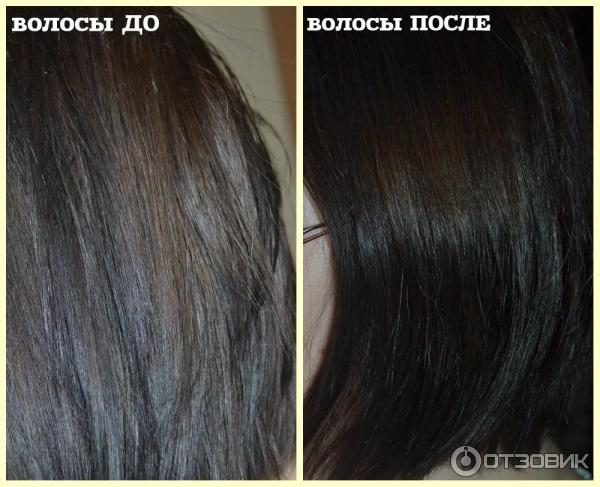 Маска из бесцветной хны на окрашенные хной волосы