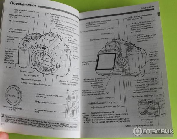 Инструкция Canon 1100d Pdf - фото 10