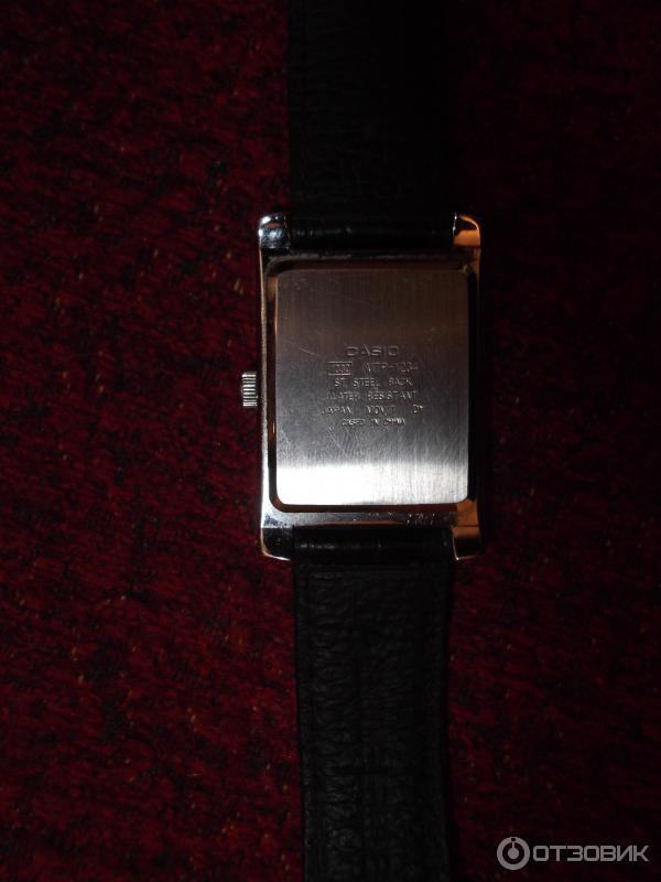 Наручные часы Casio MTP-1234L-7A Отзывы