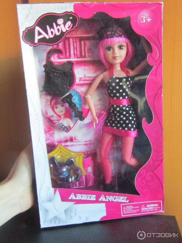 Магнит косметик куклы