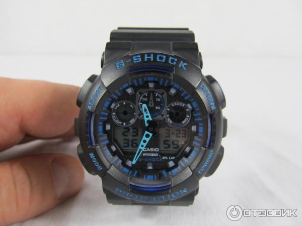 Обзор на реплику часов Casio G