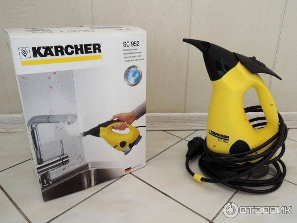 Пароочиститель karcher sc952